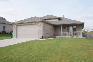 933 Meadowbrook Rd, Elwood IL  60421-6070 exterior